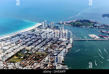 Miami Beach, Florida, Vereinigte Staaten von Amerika, Nordamerika - Stockfoto