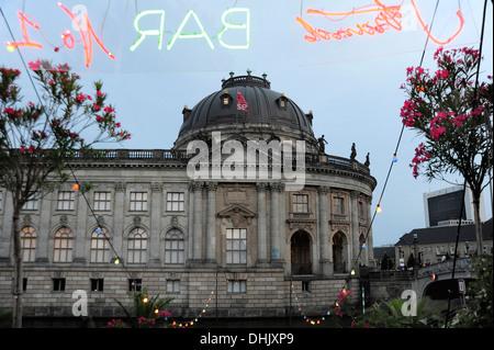 Deutschland, Berlin, Museumsinsel, Bode-Museum - Stockfoto