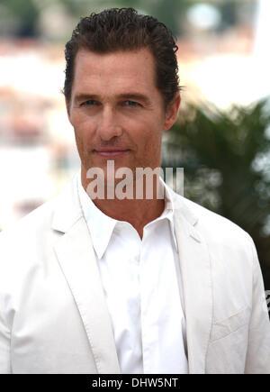 """Matthew McConaughey """"Schlamm"""" Fototermin während der 65. jährlichen Cannes Film-Festival Cannes, Frankreich - 26.05.12"""