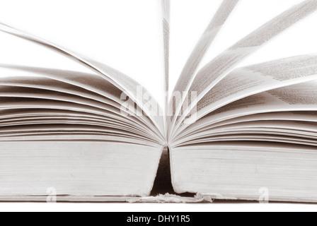 Geöffnete Buch - Stockfoto