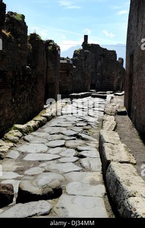 Pompeji, Neapel, Itlay. Bild von Paul Heyes, Freitag, 29. März 2013. - Stockfoto