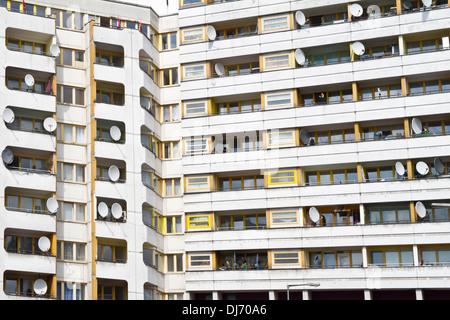 Sozialer Wohnungsbau in Berlin