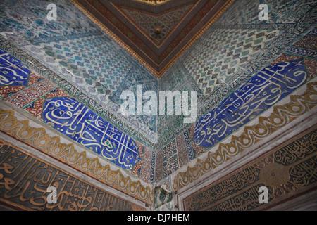 Details von Topkapi Ottoman Palace in Istanbul, Türkei - Stockfoto