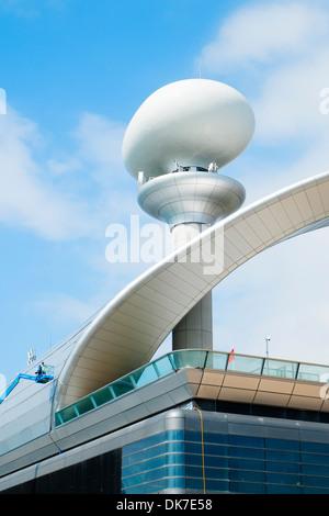 neue Kai Tak Cruise Terminal in Hong Kong - Stockfoto