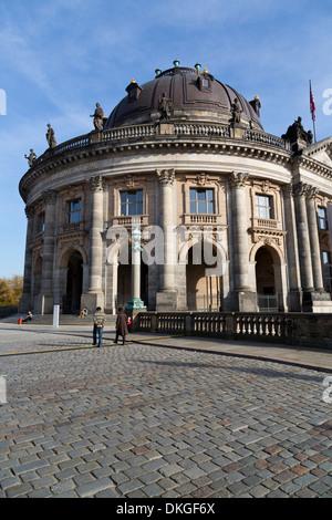 Bode-Museum, Berlin, Deutschland, Europa - Stockfoto