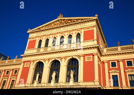 Wiener Musik Verband, Wien, Österreich, Europa - Stockfoto