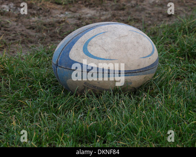 Rugby-Ball, UK - Stockfoto