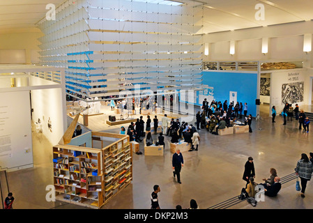 Das Volk Vereinten Nation im Queens Museum of Art - Stockfoto