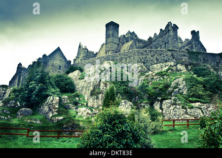 Die Festung. - Stockfoto