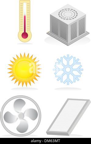 Solar-Klimaanlage Stockfoto, Bild: 62239460 - Alamy