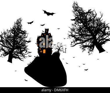 Zombie Friedhof Geister Stockfoto, Bild: 142374300 - Alamy