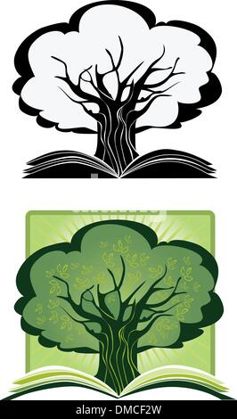Knowledge Tree - Stockfoto