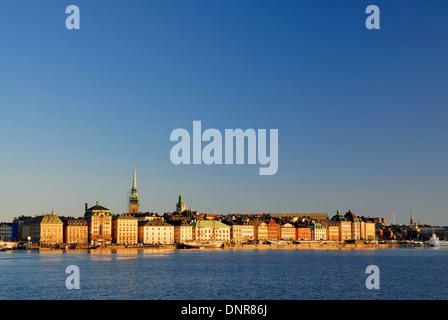 Altstadt Stockholm - Stockfoto