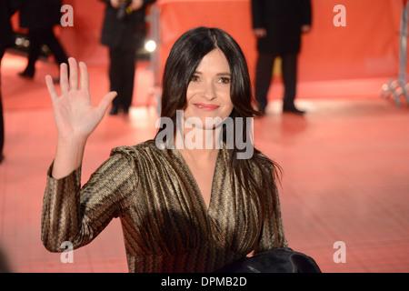 Anna Fischer - 63. jährlichen Berlinale Internationales Film Festival Abschlussveranstaltung, Berlin - 16. Februar - Stockfoto