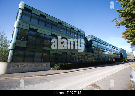 Jenner Institute Laboratorien, alte Straße Campus Forschungsgebäude, University of Oxford, England, UK - Stockfoto