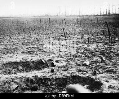 Niemandsland 1. Weltkrieg