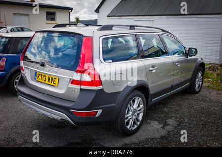 Volvo V70 AWD Kombi in UK - Stockfoto