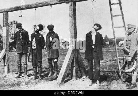 Hinrichtung Erhängen