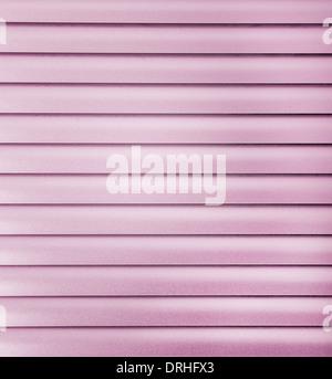 Rosa Hintergrund der venezianische Vorhänge - Stockfoto