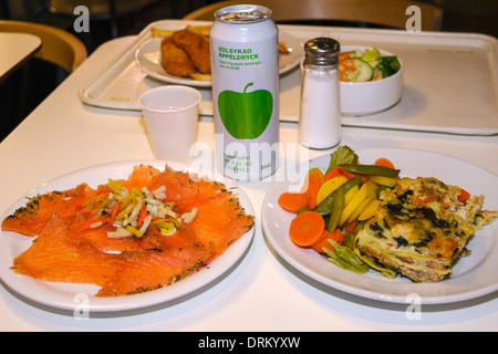 restaurant bei ikea m bel lagern in coventry stockfoto bild 18408322 alamy. Black Bedroom Furniture Sets. Home Design Ideas