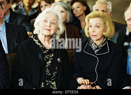 REBECCA SCHULL & JOYCE BROTHERS ZU ANALYSIEREN (2002) - Stockfoto