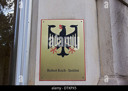 Robert-Koch-Institut - Stockfoto