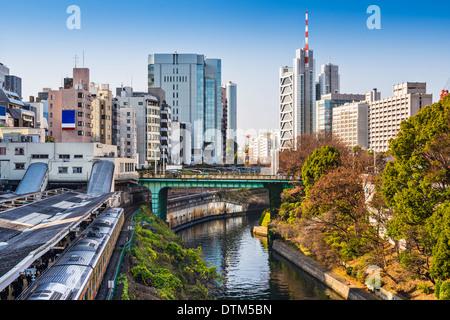 Ochanomizu, Tokyo, Japan im Gebäude Hochschule. - Stockfoto