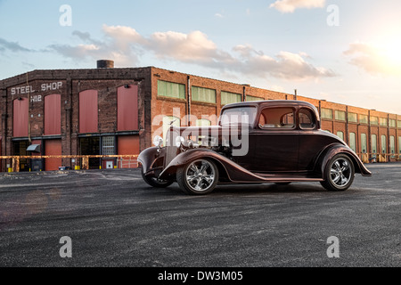 1933 Chevrolet Eagle 5 Fenster Coupe - Stockfoto
