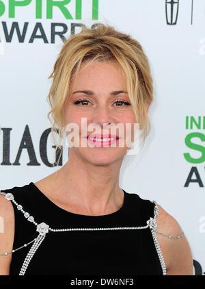 Santa Monica, CA, USA. 1. März 2014. Belen Rueda im Ankunftsbereich für 2014 Film Independent Spirit Awards - Ankünfte, - Stockfoto
