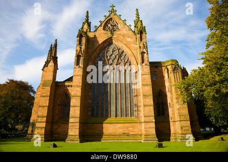 Carlisle Kathedrale, Carlisle, Cumbria, England, Vereinigtes Königreich, Großbritannien - Stockfoto