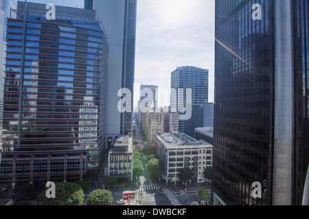 Die Innenstadt von Los Angeles, Kalifornien, USA - Stockfoto