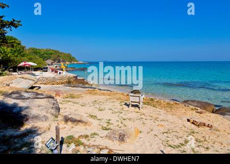 AO-Thien-Strand auf Ko Samet Insel, Thailand - Stockfoto