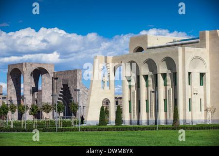 Etschmiadsin Komplex, Armenien, Zentral-Asien, Asien - Stockfoto