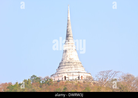 Der Khao Wung Palast in Petchburi Provinz, Thailand - Stockfoto