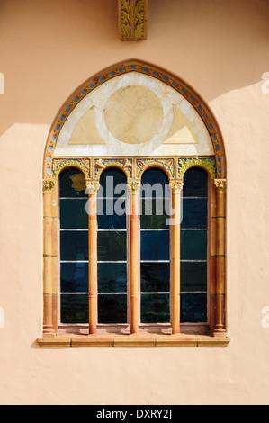 Ca' d'Zan Mansion, Ringling Museum, Sarasota - Stockfoto