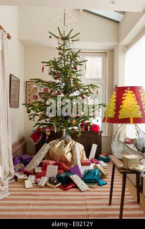 Weihnachtsbaum Nostalgisch