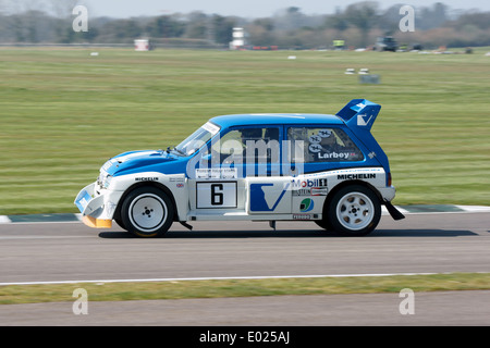 ARG MG Metro 6R4 - Stockfoto
