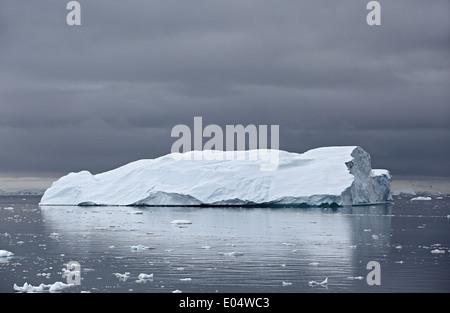 Eisberg, antarktische Halbinsel, Antarktis - Stockfoto