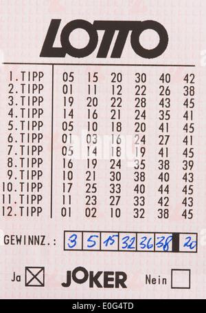 Lotto Gutschein Kaufen