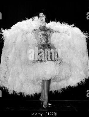 1. April 2009 - war London, England, Vereinigtes Königreich - ALMA COGAN 19. Mai 1932 Ð 26. Oktober 1966 eine englische Sängerin traditioneller
