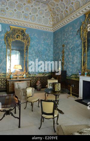 grimsthorpe schlo architekt lincolnshire innen englische burgen interiors von vanburgh. Black Bedroom Furniture Sets. Home Design Ideas