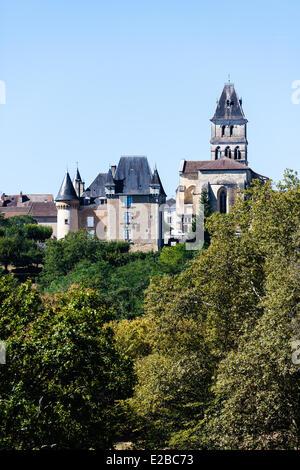 Frankreich, Dordogne, Perigord Vert, Thiviers - Stockfoto
