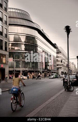 Deutschland, Berlin, Friedrichstraße - Stockfoto