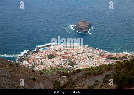 Spanien, Kanarische Inseln, Teneriffa, Garachico - Stockfoto