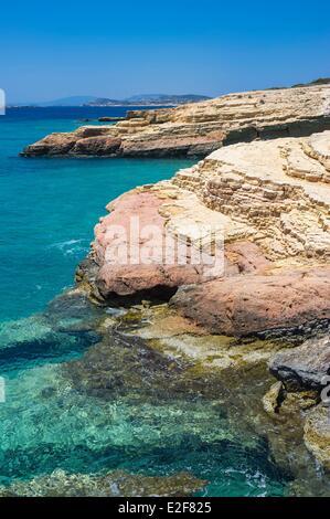 Griechenland-Kykladen Inseln kleine Kykladen Koufonissia ...