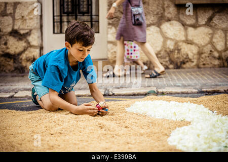 Nachrichten Spanien Junge
