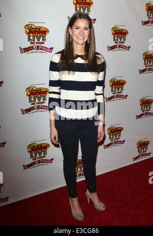 Disney Junior Live auf Tour! Pirate & Prinzessin Abenteuer Held bei Dolby Theater mit: Alana Feld Where: Hollywood, - Stockfoto