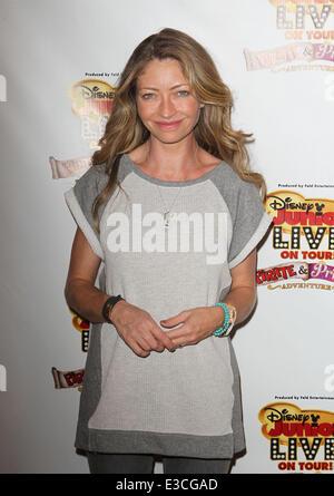 Disney Junior Live auf Tour! Pirate & Prinzessin Abenteuer Held bei Dolby Theater mit: Rebecca Gayheart Where: Hollywood, - Stockfoto