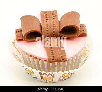 Cupcakes dekoriert - Stockfoto