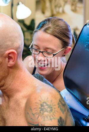 Geile lesben massage